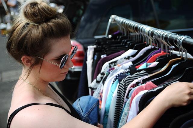 4 Tipps fürs Flohmarkt Shopping